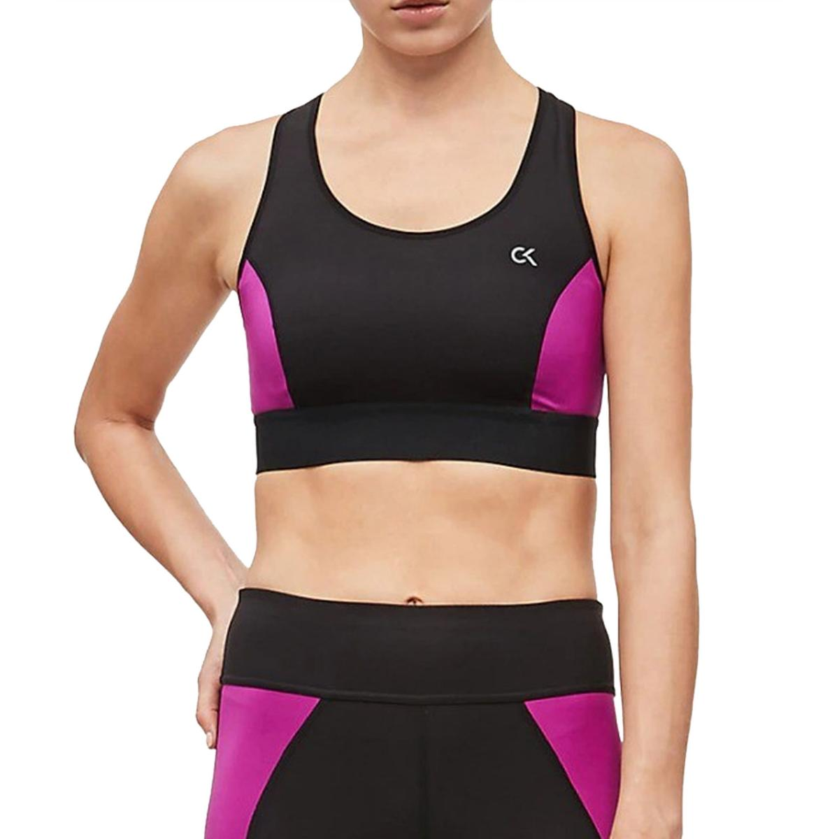 Reggiseno sportivo Calvin Klein Performance stile olimpionico donna rif. 00GWF9K180