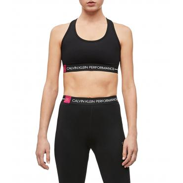 Reggiseno sportivo Calvin Klein Performance stile olimpionico donna rif. 00GWF9K183