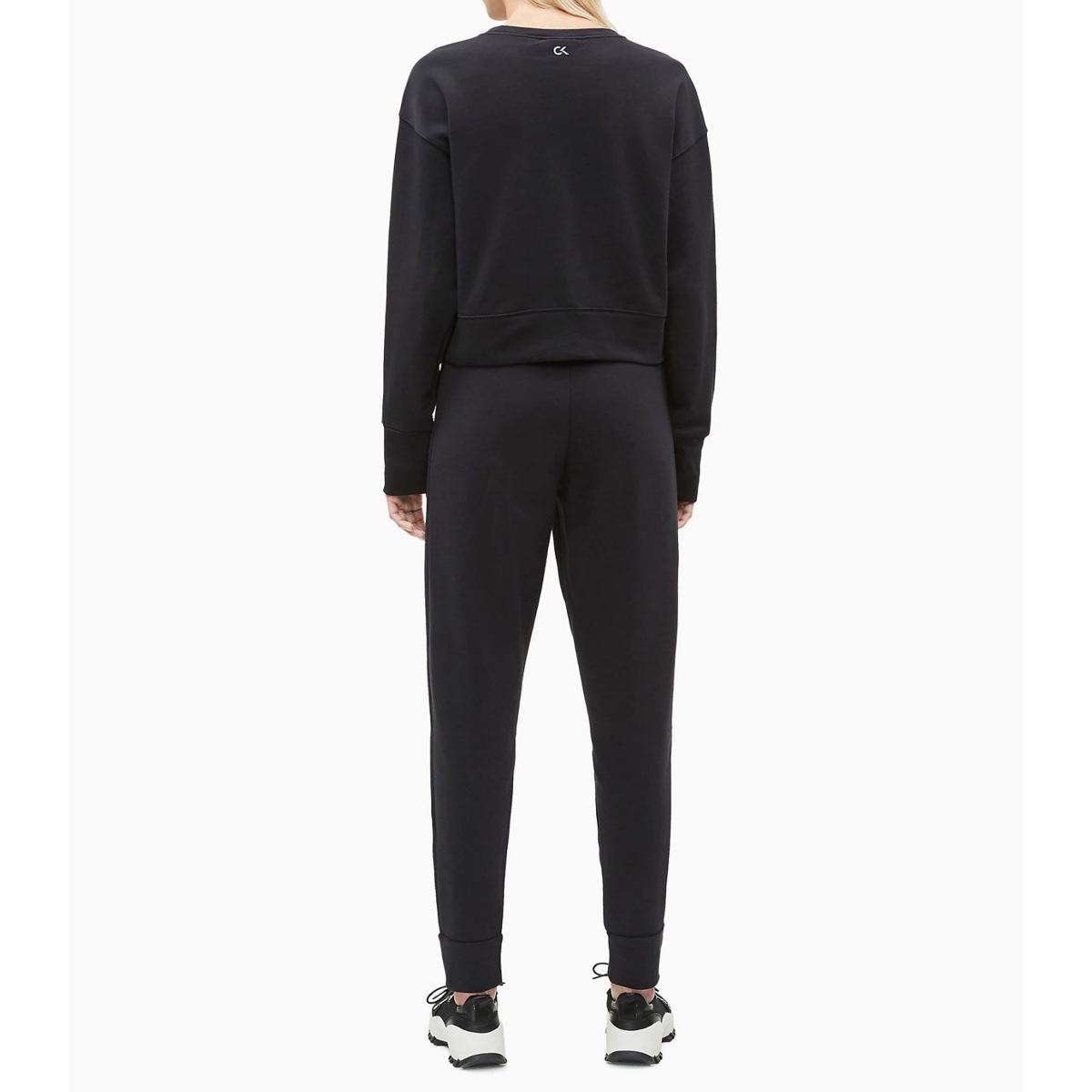 Felpa Calvin Klein Performance girocollo da donna rif. 00GWF9W395