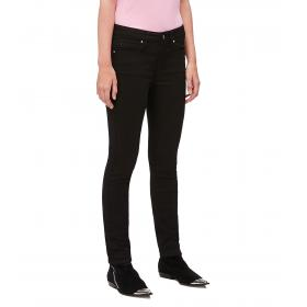 Pantaloni Calvin Klein Jeans skinny a vita media da donna rif. J20J207800