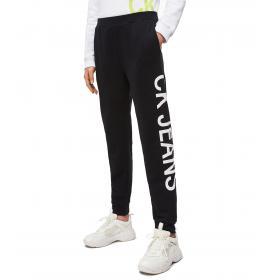Pantaloni Calvin Klein Jeans in tuta con logo da donna rif. J20J211551