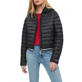 Giubbotto Calvin Klein Jeans a palloncino con cappuccio da donna rif. J20J211730