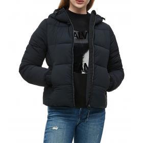 Giubbotto Calvin Klein Jeans a palloncino in nylon elasticizzato da donna rif. J20J212102