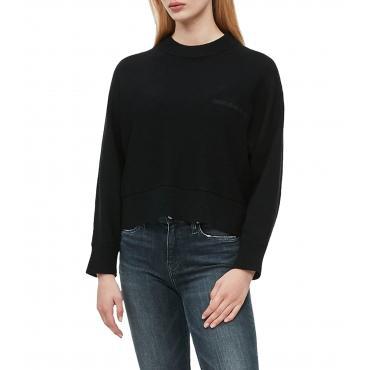 Maglione Calvin Klein Jeans con logo dietro da donna rif. J20J212147