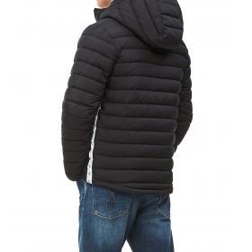 Giubbotto Calvin Klein Jeans con fettuccia con logo da uomo rif. J30J313136