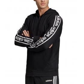 Felpa Adidas Celebrate the 90s Branded con zip e cappuccio da uomo rif. EI5615