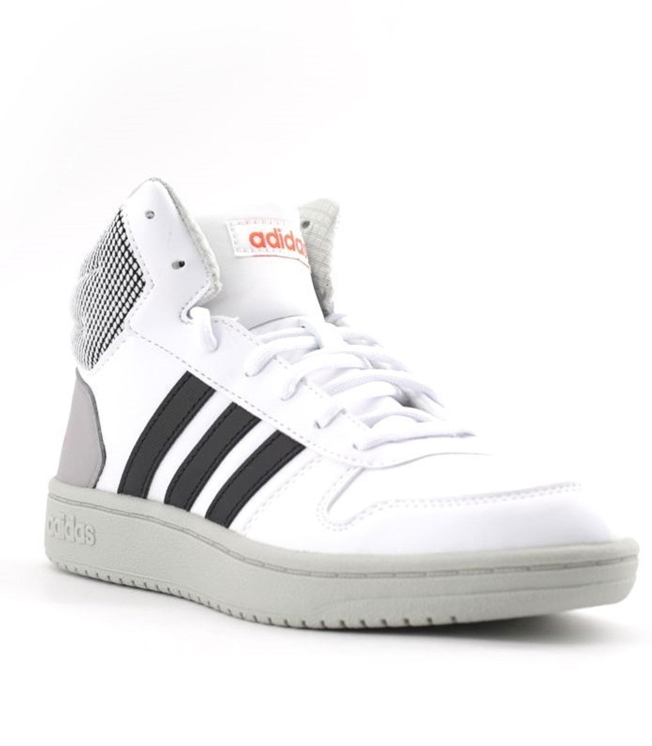best loved 12ac1 539f1 Scarpe Sneakers Adidas Junior Hoops Mid 2.0 K da ragazzo rif. EE8545