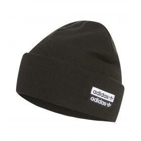 Berretto cappello Adidas Cuff Knit con etichetta con logo unisex rif. ED8017