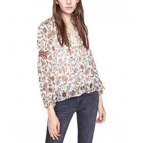Camicia blusa Pepe Jeans con stampa floreale da donna rif. PL303537