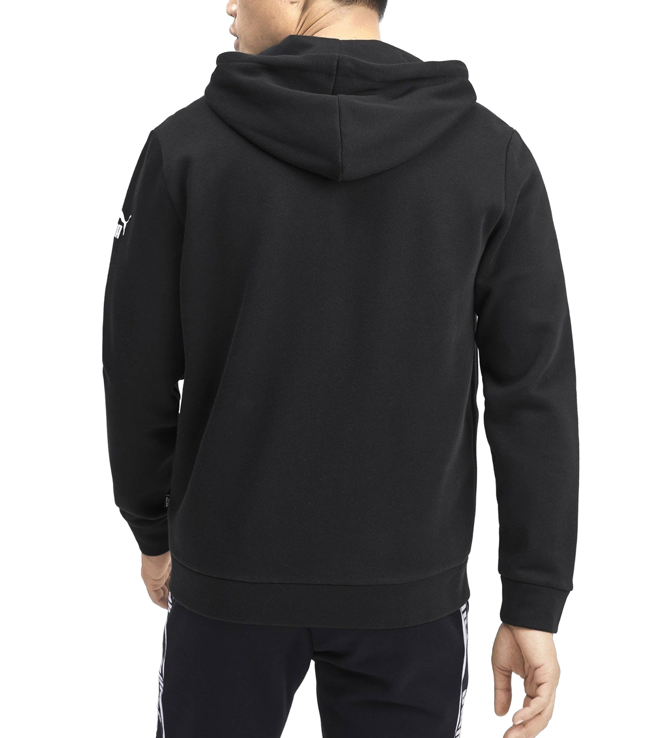 Felpa giacca Puma Amplified Fleece pile con cappuccio da