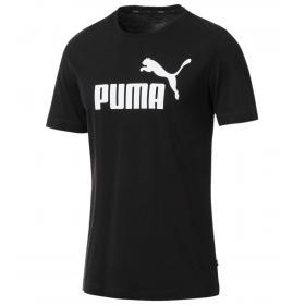 T-shirt Puma Essentials girocollo con stampa da uomo rif. 851740