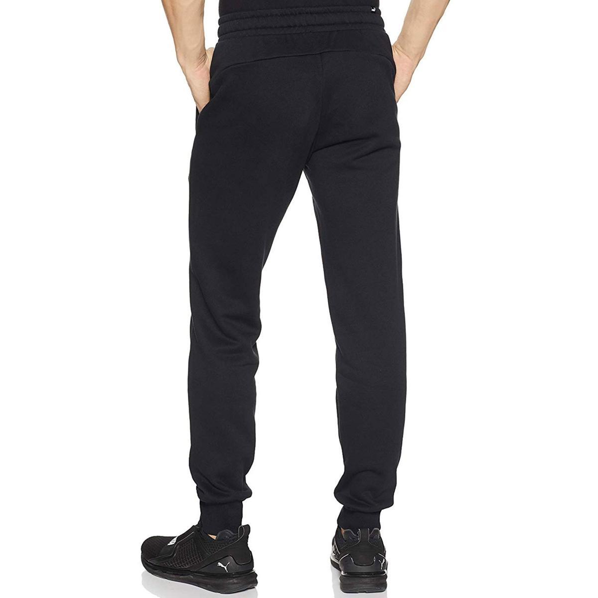 Pantaloni Puma Essentials in tuta con logo da uomo rif. 852428