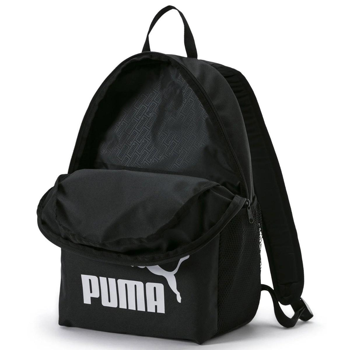 Zaino Puma Phase con stampa sulla tasca anteriore unisex rif. 075487