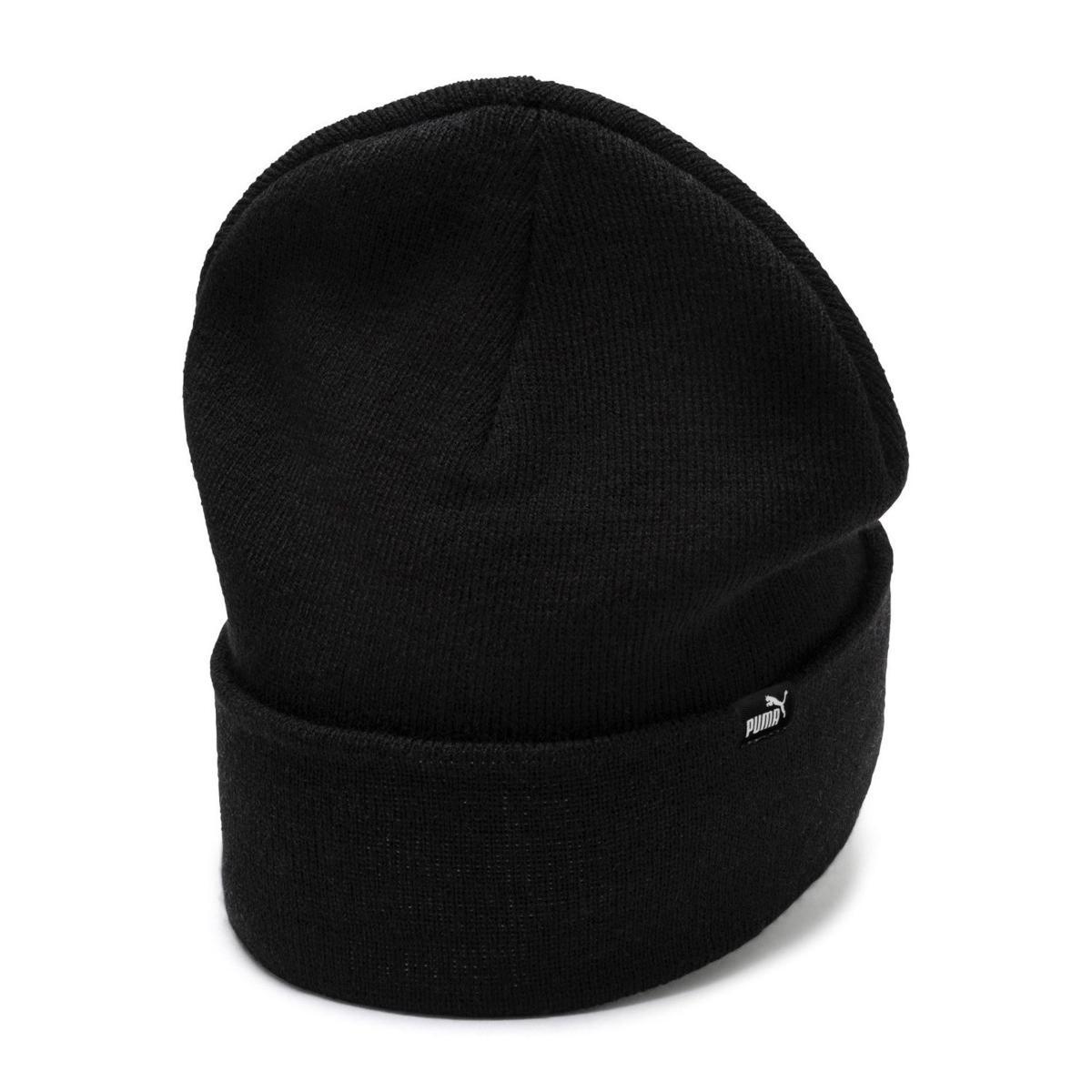 Berretto cappello Puma Mid Fit Beanie classico con stampa unisex rif. 021708