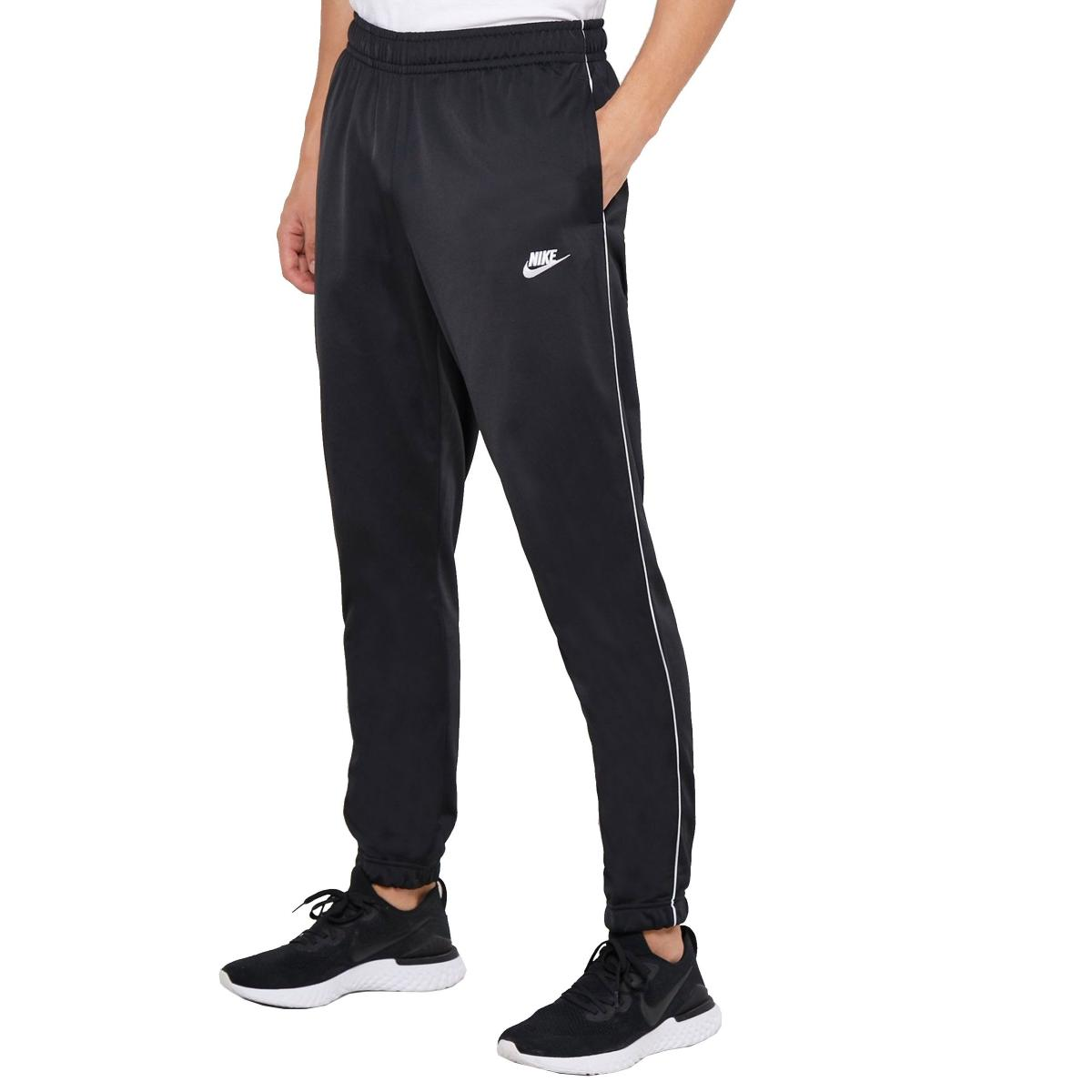 Tuta sportiva Nike TRK basic felpa e pantaloni da uomo rif. BV3034