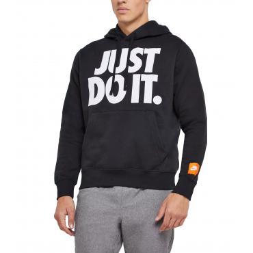 Felpa Nike Sportswear Big Logo JDI con cappuccio da uomo rif. BV5109
