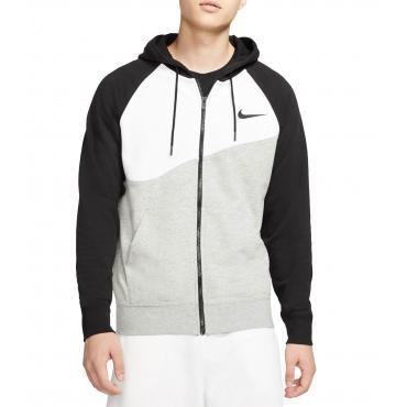 Felpa Nike Swoosh M con cappuccio e zip da uomo rif. BV5299