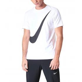 T-shirt Nike Big Swoosh M con maxi stampa con logo da uomo rif. BV7645