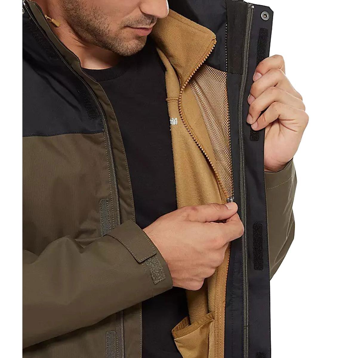 Giubbotto giacca The North Face Evolve II Triclimate da uomo rif. T0CG55