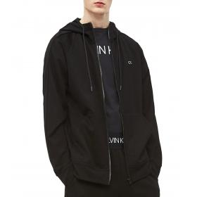 Felpa Calvin Klein Performance con cappuccio con zip da uomo rif. 00GMF9J446