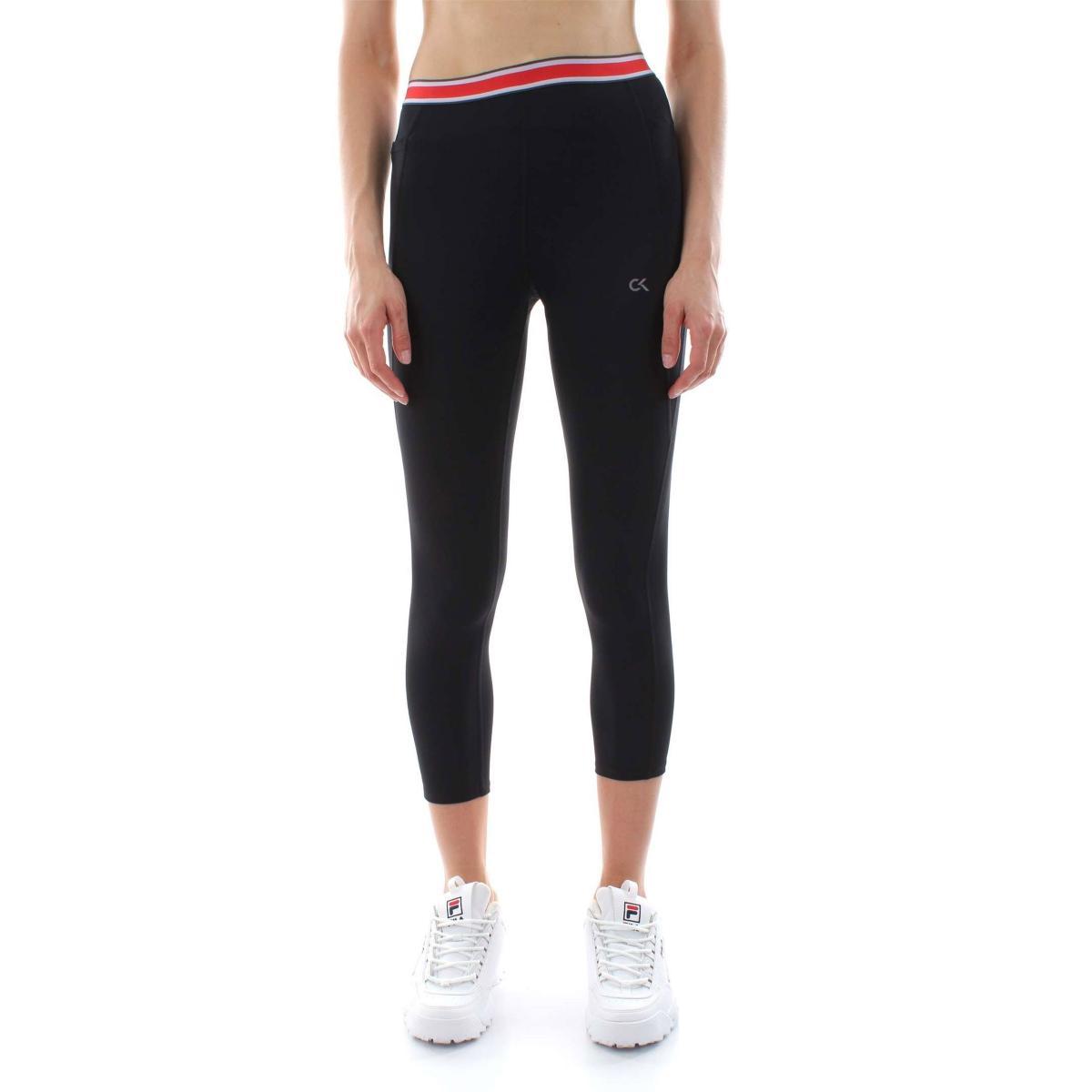 Leggings Calvin Klein Performance sportivi corti da donna rif. 00GWT9L749