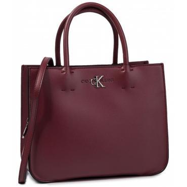 Borsa Calvin Klein Jeans da spalla con monogramma da donna rif. K60K605785