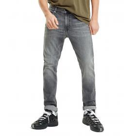Jeans Tommy Jeans stretch skinny fit in denim grey da uomo rif. DM0DM06370