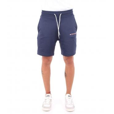 Shorts pantaloncini Tommy Sport rétro in maglia da uomo rif. S20S200135