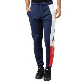 Pantaloni Joggers Tommy Sport felpati con logo da uomo rif. S20S200205