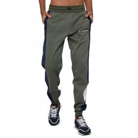 Pantaloni Joggers Tommy Sport color block da uomo rif. S20S200211