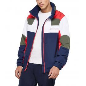 Giubbotto giacca Tommy Sport riflettente con zip da uomo rif. S20S200263