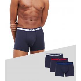 Confezione Boxer 3 pack Tommy Hilfiger con elastico iconico da uomo rif. UM0UM01234