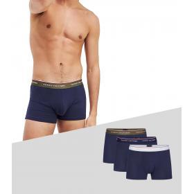Confezione Boxer 3 pack Tommy Hilfiger in cotone da uomo rif. UM0UM01642