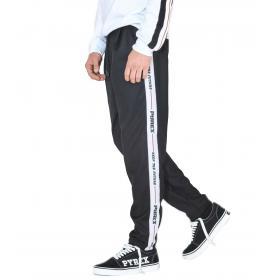 Pantaloni Pyrex sportivi in tuta con bande laterali con logo da uomo rif. 19IPC40542
