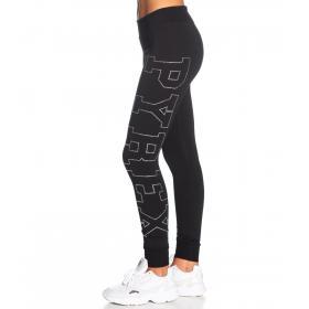 Leggings Pyrex con logo con strass da donna rif. 19IPC40631