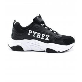 Scarpe Sneakers Pyrex con logo laterale da uomo rif. PY20190