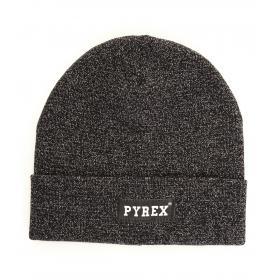 Cappello berretto Pyrex in lurex con etichetta con logo da donna rif. 19IPB33122