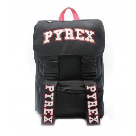 Zaino Pyrex con chiusura a scatto con stampa unisex rif. PY20105
