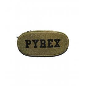 Borsello astuccio Pyrex glitterato con stampa da donna rif. PY20131