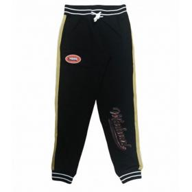 Pantaloni Minimal Couture in tuta con patch e stampe all over da uomo rif. U2190
