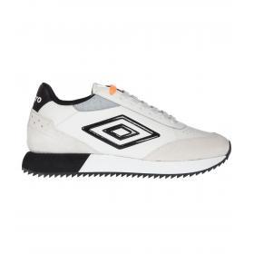 Scarpe Sneakers Umbro Running in pelle e camoscio da uomo rif. U181906BN-M