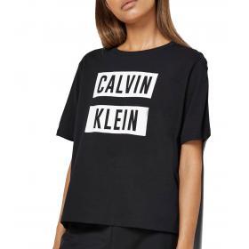 T-shirt Calvin Klein Performance con stampa da donna rif. 00GWT9K136