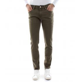 Pantaloni Tommy Hilfiger Jeans cinque tasche slim fit da uomo rif. DM0DM06387