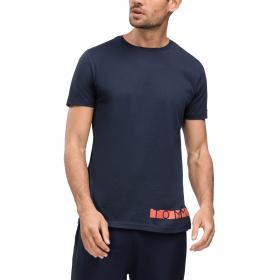 T-shirt Tommy Hilfiger Underwear con stampa da uomo rif. UM0UM01168