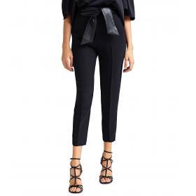 Pantaloni Guess con cintura in vita effetto spalmato da donna rif. W93B42W96R0