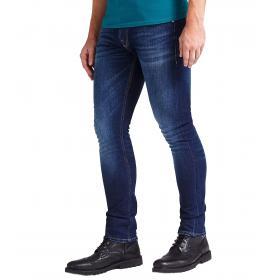 Jeans Guess skinny modello cinque tasche da uomo rif. M93AN1D3PA1