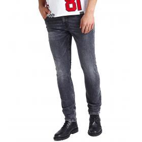 Jeans Guess skinny modello cinque tasche denim grey da uomo rif. M93AN1D3PD0