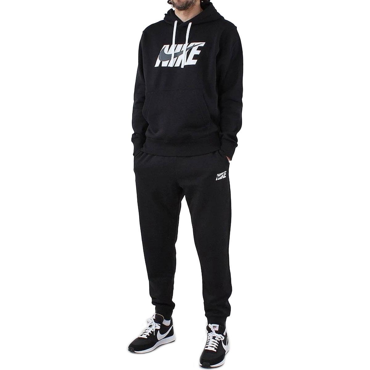 Tuta Nike Sportswear con felpa e pantatuta in fleece da uomo rif. CI9591