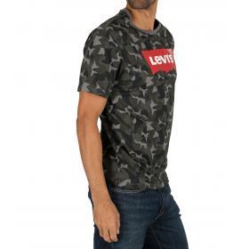 T-shirt Levi's Graphic Tee Housemark girocollo da uomo rif. 22489-0246
