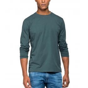 T-shirt Replay girocollo a maniche lunghe da uomo rif. M3844.000.2660